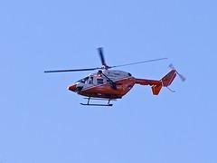 I-DENI Eurocopter BK117C1 ( c/n 7539 ) Inaer EMS 118 Elisoccorso Provinciale Alto Adige - Pelikan 1 Bolzano. (Alpha Mike Seventy-Six) Tags: cn 1 pelikan ems alto eurocopter bolzano 118 adige elisoccorso provinciale 7539 inaer bk117c1 ideni