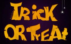 Trick or Treat (Juan Rocha) Tags: windows wallpaper orange color halloween night dark typography mac purple spiders trickortreat background fuente jr font treat trick donwload juanrocha society6 mookastudio rochastuff rochastuffcom