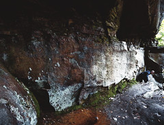 < ^ V 3 (maxwell.arnold) Tags: nature lost sandstone hiking exploring naturallight autumncolors boulders mysterious grainy trippy mossy mothernature rockformations naturewalk filmgrain naturephotography vividcolors adventuring bigrocks naturesbeauty filmlike lostinthewoods mysteriousplaces forestpreserves hikinginthewoods ancientcarving vsco hugecave vscofilm hugecaves
