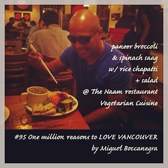| no.95 | | The Naam restaurant | (onemillionreasonstolovevancouver) Tags: world city people food tourism home promotion vancouver cool realestate profile today l4l vancity downtownvancouver vegetarianfood metrovancouver onemillion cityofvancouver vancouverite vancouvercity vancouverrestaurant vancouvertourism vancouverrealestate vanone awesomevancouver instaphoto instagood instafollow uploaded:by=flickrmobile flickriosapp:filter=nofilter miguelboccanegra thegreatervancouverarea