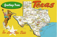Texas (tico_manudo) Tags: texas mapcards