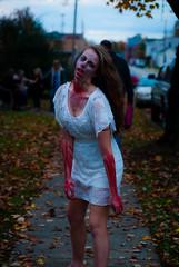 quik & ruff edits 5... (IndyEnigma) Tags: autumn costumes people halloween dof zombie indiana d80
