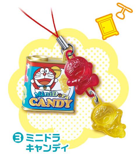 哆啦A夢美食主題食玩推薦!