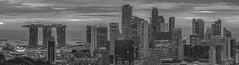 Panorama City (Edward Tian) Tags: panorama architecture skyscraper photography cityscape citylife nopeople development capitalcities traveldestinations buildingexterior 2013 uniquearchitecture highangleview traveldestination builtstructure artsciencemuseum