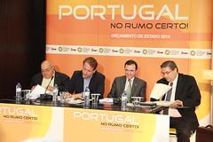 "Conferência ""Portugal no Rumo Certo - OE 2014""-Viana do Castelo"