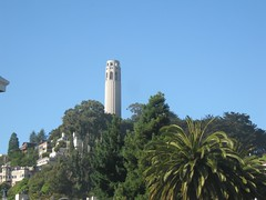 "Coit Tower • <a style=""font-size:0.8em;"" href=""http://www.flickr.com/photos/109120354@N07/11042716245/"" target=""_blank"">View on Flickr</a>"