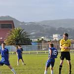 v Island Bay United 12