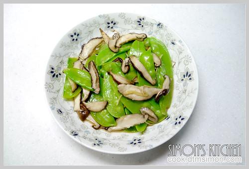 鮮香菇炒豌豆莢08.jpg