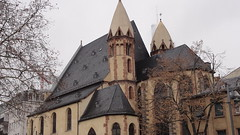 2013-Z529 Frankfurt unbek. Kirche (Wolfgang Appel) Tags: germany deutschland frankfurt mainkai wolfgappel