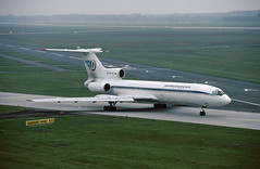 RA-85745 Tu-154M Domodedovo Airlines (ChrisChen76) Tags: russia hannover tu154 tu154m domodedovoairlines