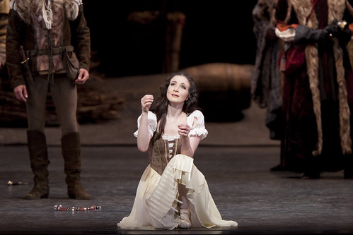 Dance Highlight: Giselle's Mad Scene