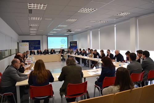 Reunión Consejo de Dirección CMN plenario