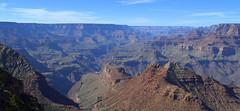 Grand Canyon - Grand Canyon National Park - Arizona - 14 November 2013 (goatlockerguns) Tags: arizona usa southwest west nature america landscape nationalpark desert natural grandcanyon unitedstatesofamerica