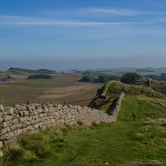 _9285635 (Bill Herndon) Tags: uk england lake wall square flickr published roman unitedkingdom olympus 11 hadrianswall 1x1 pennineway bardonmill e620 flickrwrherndon