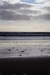 Rolling away (Pixel Universe Photography) Tags: water wales sand waves stones pebbles gower gowerpeninsular