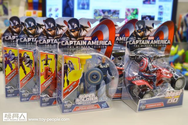 【開箱報告】耍盾牌的愛國英雄 – 孩之寶美國隊長3.75 吋系列