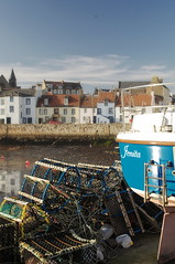 Jenita (Neillwphoto) Tags: st boat harbour creels monans