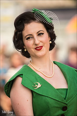 Green-glamour_DSC8537 (Mel Gray) Tags: fashion nostalgia 1950s newsouthwales rocknroll hunterregion kurrikurri kurrikurrinostalgiafestival2014