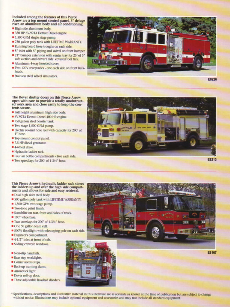 The Worlds Best Photos Of Manufacturing And Pierce Flickr Hive Mind Fire Engine Pump Diagram Arrow Pumper 1995 Adelaidefire Tags Apparatus