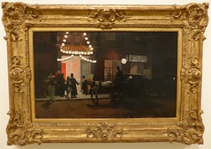 la sortie du bal masqu ou htel du nord (canecrabe) Tags: painting hteldunord peinture carnaval salon malaga balmasqu raimundodemadrazoygarreta madeleinelemaire museocarmenthyssen