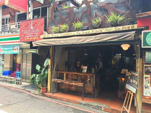 Taipei - So Free Pizza