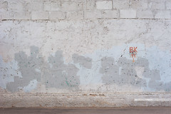 Untilted #6 (Nannile) Tags: graffitiremoval nikon d700 moscow patches grey greyish abstract abstraction conceptual radical rothkoesque urbanrothko urban москва серый пятна