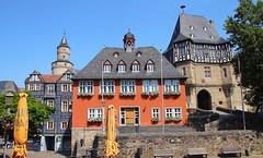 Idstein Rathaus (wernerfunk) Tags: hessen architektur