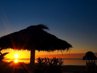 1. April - Sonnenaufgang an der Ostsee
