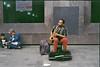 Street musician (AndreiSaade) Tags: minolta himatic7s minoltahimatic7s himatic kodak proimage 100 streetphotography rangefinder 35mm 35mmfilm keepfilmalive istillshootfilm méxico xalapa film