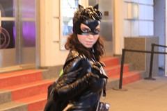 CatWoman (DexblackPhoto) Tags: cat lady