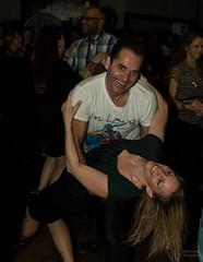Showmanship. (Alex-de-Haas) Tags: 50mm bachatadominicana d5 holland karaphsalsa latinfriday latinxcitement nederland netherlands nielskoopman nikkor nikkor50mm nikon nikond5 thenetherlands ambiance ambience bachata chill chillout cityofheerhugowaard couples dance danceroom dancing dans dansen dansvloer danszaal evenement event excitement exciting feest fit fitness flash flashphotography gaaf gezellig grandcafeaangenaam healthy intiem intimate koppels latin leuk music muziek ongedwongen partners party partyphotography room salsa sfeer sfeervol workout workshop zaal