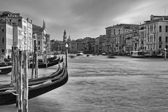 Venice - Italy CH3A0518 (Ludo_M) Tags: gondola venice trip travel italy mono longexposure city urban venezia europe europa