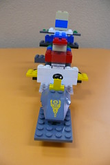 Lego club - Spearwood Library - March 2017