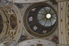 Interno della chiesa del Gesù o Casa Professa: la cupola (costagar51) Tags: palermo sicilia sicily italia italy arte storia chiese anticando