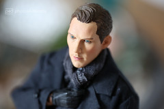 the new guy (photos4dreams) Tags: 08042017p4d sherlock toy spielzeug sherlockholmes benedictcumberbatch bbc crime scene photos4dreams p4d photos4dreamz drwatson series serie actionfigure 16 sixthscale drstrange doctor oy