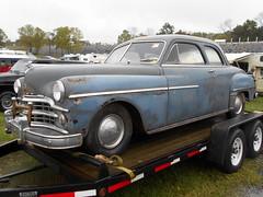 1949 Dodge Coronet (splattergraphics) Tags: 1949 dodge coronet mopar patina carshow carlisle fallcarlisle carlislepa