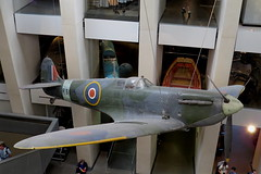 Supermarine Spitfire Mk.Ia (Ian Press Photography) Tags: imperial war museum london lambeth ww2 wwii exhibit exhibits plane planes aircraft military supermarine spitfire mkia fighter r6915 raf royal air force