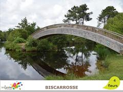 biscarrosse_pont (Tourisme Landes) Tags: landes fleurs vvf