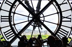 Musée d'Orsay - Paris - France (baladeson) Tags: muséedorsay paris france horloge orsaymuseum thebigclock