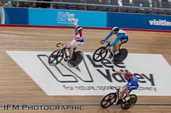 SCCU Good Friday Meeting 2017, Lee Valley VeloPark, London (IFM Photographic) Tags: img6557a canon 600d sigma70200mmf28exdgoshsm sigma70200mm sigma 70200mm f28 ex dg os hsm leevalleyvelopark leevalleyvelodrome londonvelopark olympicvelodrome velodrome leyton stratford londonboroughofwalthamforest walthamforest london queenelizabethiiolympicpark hopkinsarchitects grantassociates sccugoodfridaymeeting southerncountiescyclingunion sccu goodfridaymeeting2017 cycling bike racing bicycle trackcycling cycleracing race goodfriday