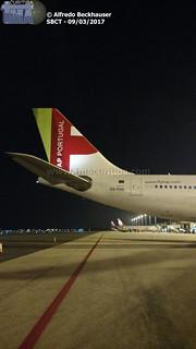 TAP Portugal A332 - Dias 9 e 10 - SBCT