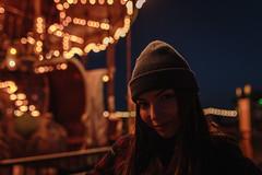 _MG_0820 (galwachs) Tags: barcelona tibidabo amusementpark parquedeatracciones lights luces lumieres llums retrato retrat portrait sunset puestadesol bcn sight vistas persona person