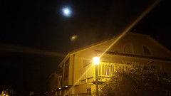 Night of a Full Moon (EmperorNorton47) Tags: portolahills california photo digital spring condominium moon streetlight streetlamp