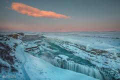Gullfoss falls, Iceland (FollowingNature (Yao Liu)) Tags: gullfossfalls iceland icelandphotos icelandphototrip icelandwinter icelandnorthernlights icelandwinterphotos icelandphotography snow icelandphotoswinter icelandphotographylocations