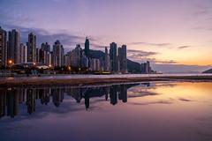 Sunset at Hong Kong (junxuezhang) Tags: distagont224 za landscape city hongkong