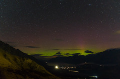 Queenstown (ericducourneau) Tags: newzealand queenstown landsape otago aurora southernlights pentax astrophotography