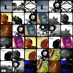 Discos.... (the cherry blues project) Tags: thecherrybluesproject artesonoro soundart diseño