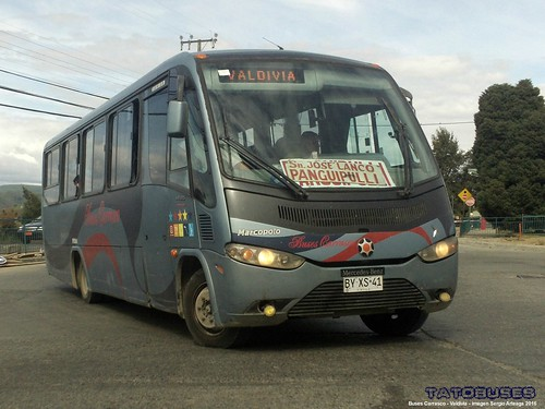 ← Buses Carrasco ©→