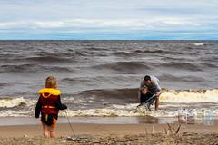 Photodepatricklevesque_I7D_0205.jpg (patrick_levesque) Tags: boogieboard famillelevesque lacsaintjean plage vagues