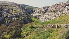 Gozo. Dolina rzeki okresowej (Karpaty i okolice) Tags: malta gozo dolina rzeka
